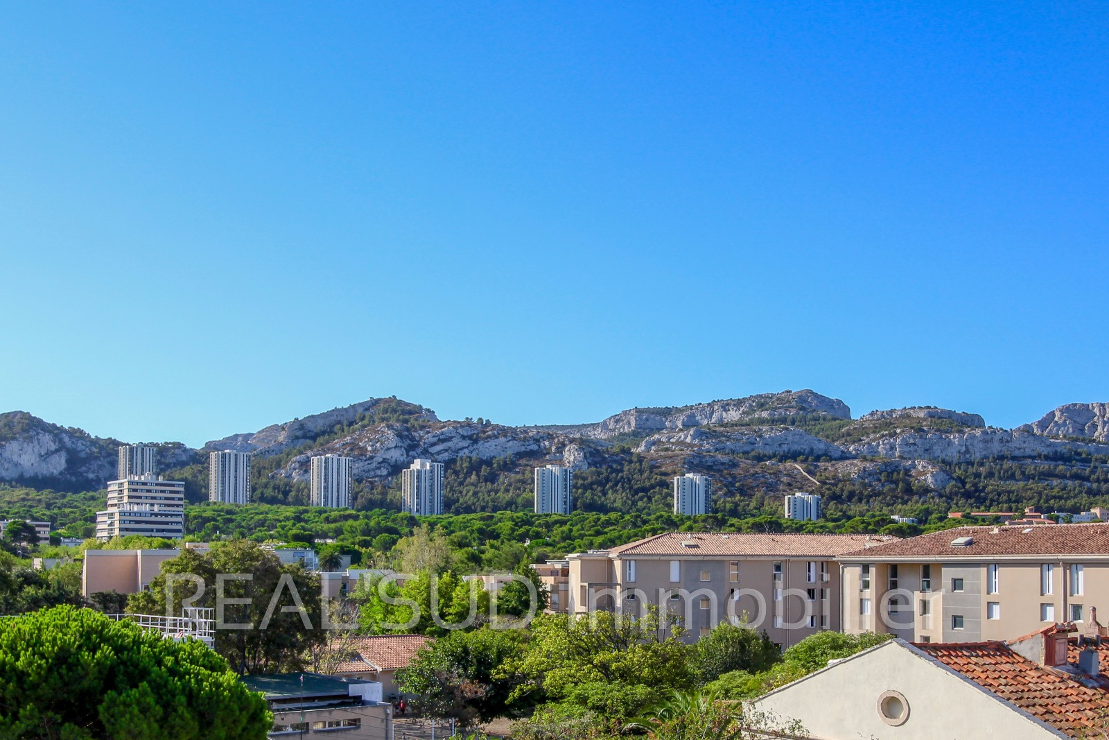 Real sud immobilier marseille et environs for Marseille appartement