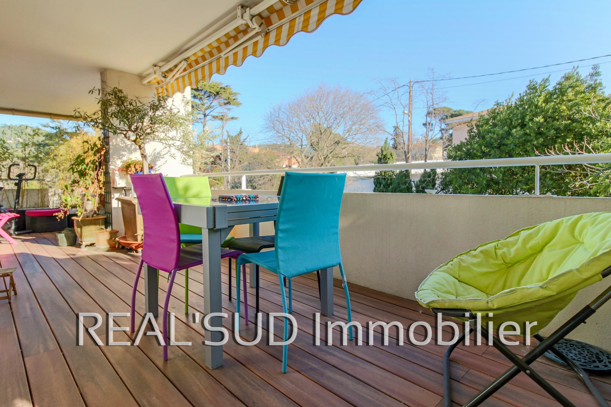 Vente marseille 13009 t4 avec grande terrasse dans r sidence de standing - Residence avec piscine marseille ...